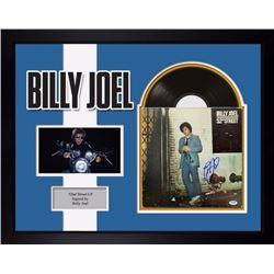 Billy Joel signed album PSA