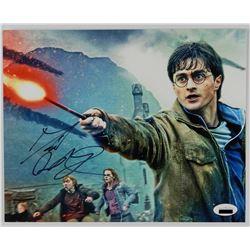Signed Harry Potter Photo JSA
