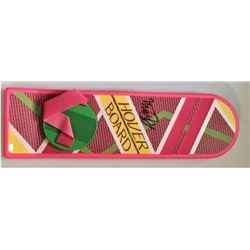 Back to The Future Hover Board Signed by Michael J Fox PSA