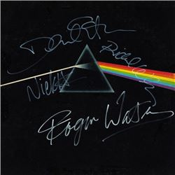 Pink Floyd Dark Side Of The Moon signed Album
