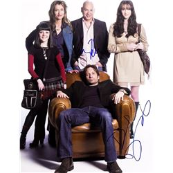 Californication cast signed photograph 11x14