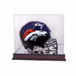 John Elway Full Size signed helmet
