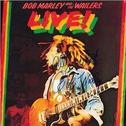 Bob Marley Survival signed Album
