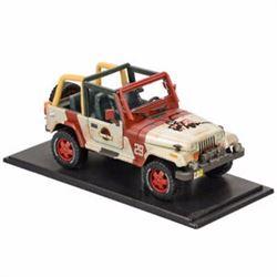 Signed Jurassic Park Model Car