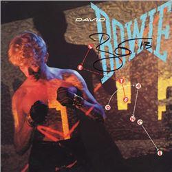David Bowie Lets Dance signed Album