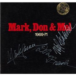 Grand Funk Railroad Band Signed Mark, Don, and Mel 1969-71 Album