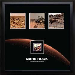 Mars Rock collage