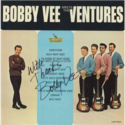 Bobby Vee Meets The Ventures signed Album