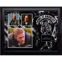 Sons of Anarchy (SOA) Signed Photo Collage BAS