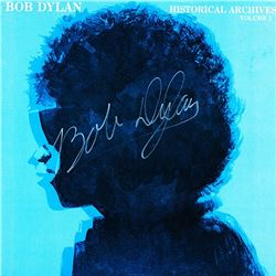 Bob Dylan Greatest Hits Vol II signed Album