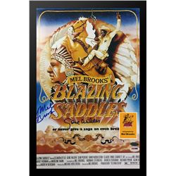Blazing Saddles Signed Movie Poster