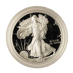 1993 $1 Proof American Silver Eagle Coin