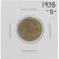 1938-D Buffalo Nickel Coin