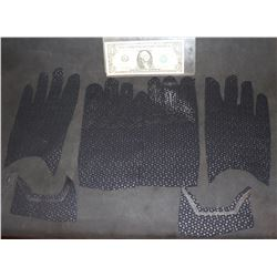 BLACK PANTHER GLOVE SET 3
