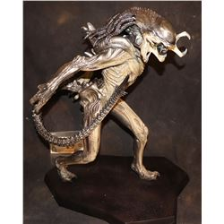 ALIEN VS PREDATOR PREDALIEN ARTIST PROOF MAQUETTE FROM SIDESHOW VERY RARE 27 INCH VERSION