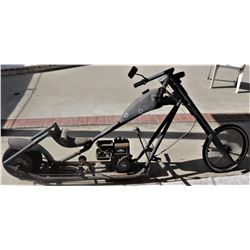 ZZ- MASK ROCKY'S TRAINING WHEELS ADULT MINIBIKE CHOPPER