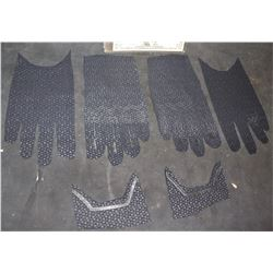 BLACK PANTHER GLOVE SET 2