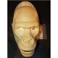 GORILLA HEAD CASTING SOFT FOAM