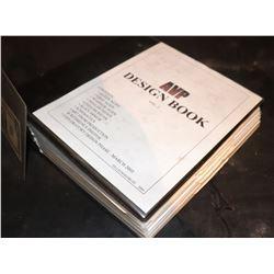 ALIEN VS PREDATOR PRODUCTION BOOK OF ALIEN & QUEEN CONCEPTS & SCULPTS 2 OF 2