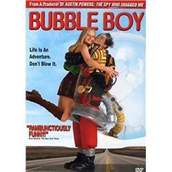 BUBBLE BOY SCREEN USED PROP COLLECTION WINNER TAKES ALL!