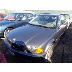 BMW 325CI 2001 T-DONATION