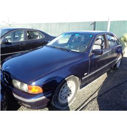 BMW 528I 2000 T-DONATION