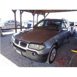 BMW X3 2004 T