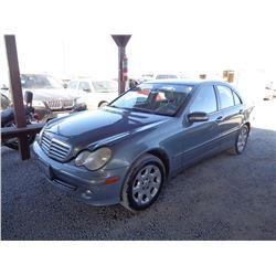 MERCEDES C350 2006 T