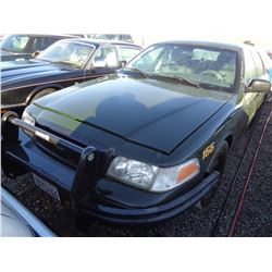 FORD CROWN VICTORIA 2011 T-DONATION