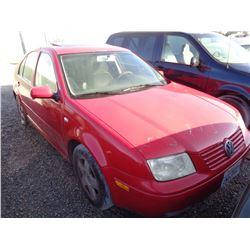 VW JETTA 2002 APP  DUP/T-DON