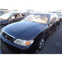 LEXUS GS 300 1994 APP  DUP/T-DON