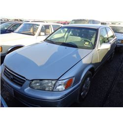 TOYOTA CAMRY 2000 L/S-DONATION