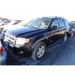 FORD ESCAPE 2008 O/S T-DONATION