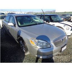 BUICK LUCERNE 2008 T-DONATION