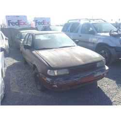 NISSAN SENTRA 1993 O/S T-DONATION