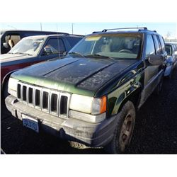 JEEP GR CHEROKEE 1996 T-DONATION