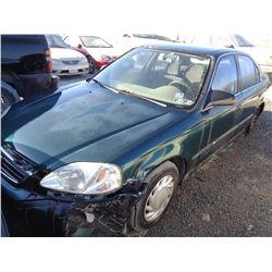 HONDA CIVIC 1999 APP  DUP/T-DON