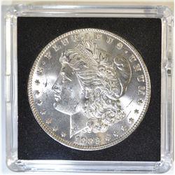 1882 MORGAN DOLLAR  CH BU