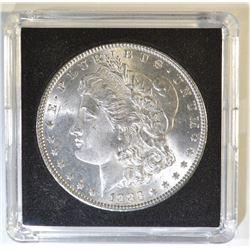 1883 MORGAN DOLLAR  CH/GEM BU