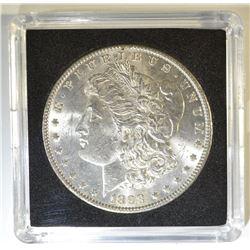 1898 MORGAN DOLLAR  GEM BU