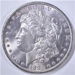 1882-CC MORGAN DOLLAR  GEM BU