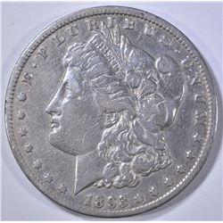1893-CC MORGAN DOLLAR  VF/XF