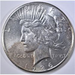 1926 PEACE DOLLAR  GEM BU