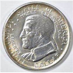 1936 CLEVELAND COMMEM HALF DOLLAR  BU