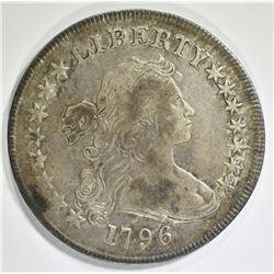 1796 BUST DOLLAR  VF/XF