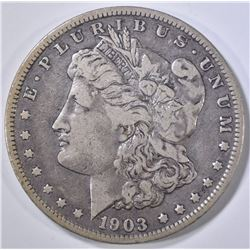 1903 MORGAN DOLLAR VF