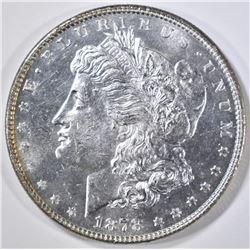 1878 8TF MORGAN DOLLAR CH BU PROOF LIKE