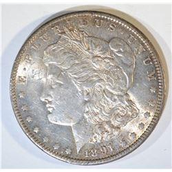 1891 MORGAN DOLLAR BU