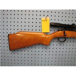 ppp... Remington Model 580 bolt-action single-shot 22 short long or long rifle Bushnell 3-7 scope