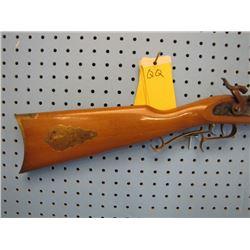 QQ... Hawken 50 calibre black powder cap and ball